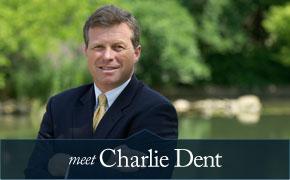 meet Charlie Dent